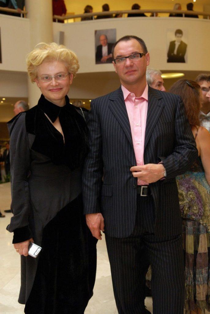 Муж Елены Малышевой – Игорь Малышев фото
