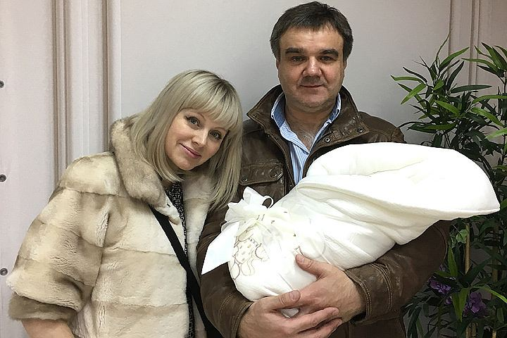 Гражданский муж Натали (певица) - Александр Рудин фото