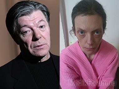 Внебрачная дочь Александра Збруева – Татьяна Шанина фото