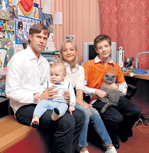 Бывший муж Татьяны Булановой – Николай Тагрин фото