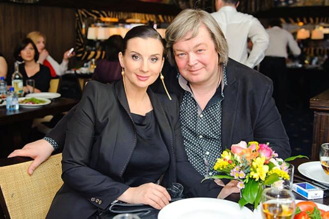Муж Екатерины Стриженовой – Александр Стриженов фото