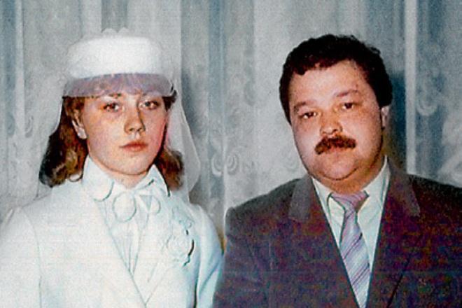 Бывший муж Розы Сябитовой – Михаил Сябитов фото