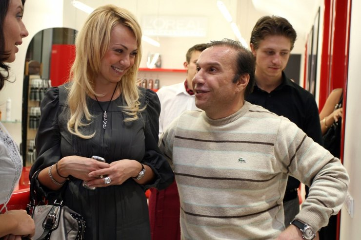 Бывший муж Яны Рудковской - Виктор Батурин фото