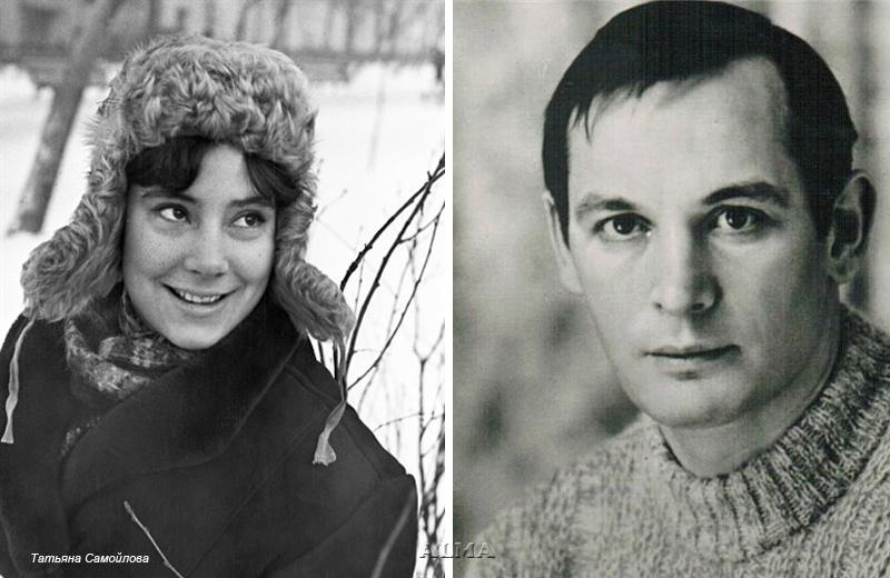 Бывшая жена Василия Ланового – Татьяна Самойлова фото