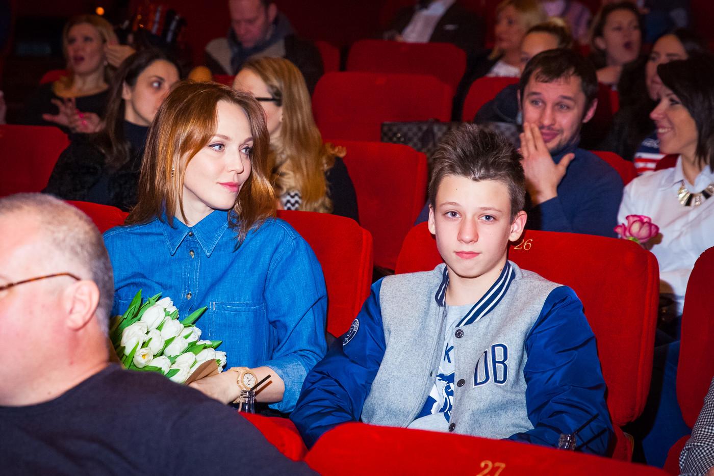 Валерий меладзе фото детей