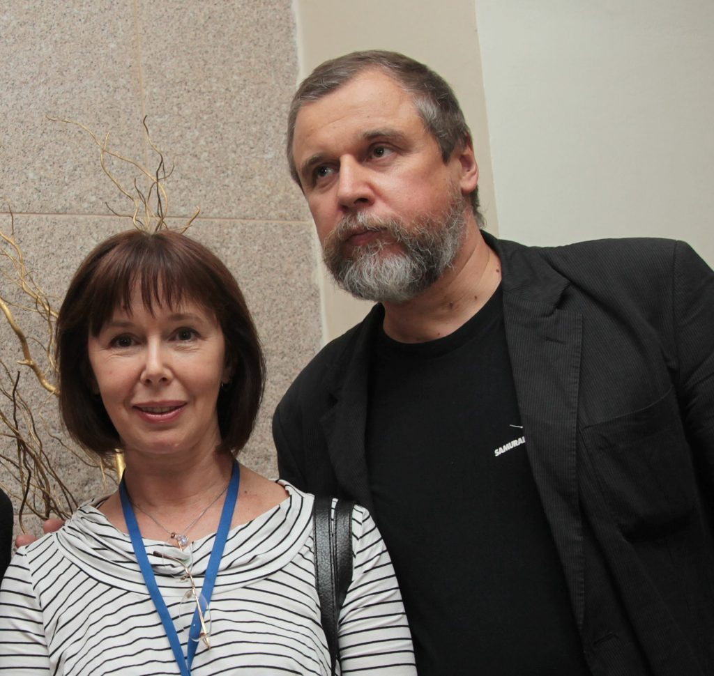 Бывший муж Евгении Симоновой – Александр Кайдановский фото