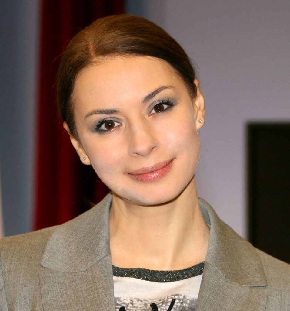 Фото Ирины Лачиной (актриса) до и после пластики