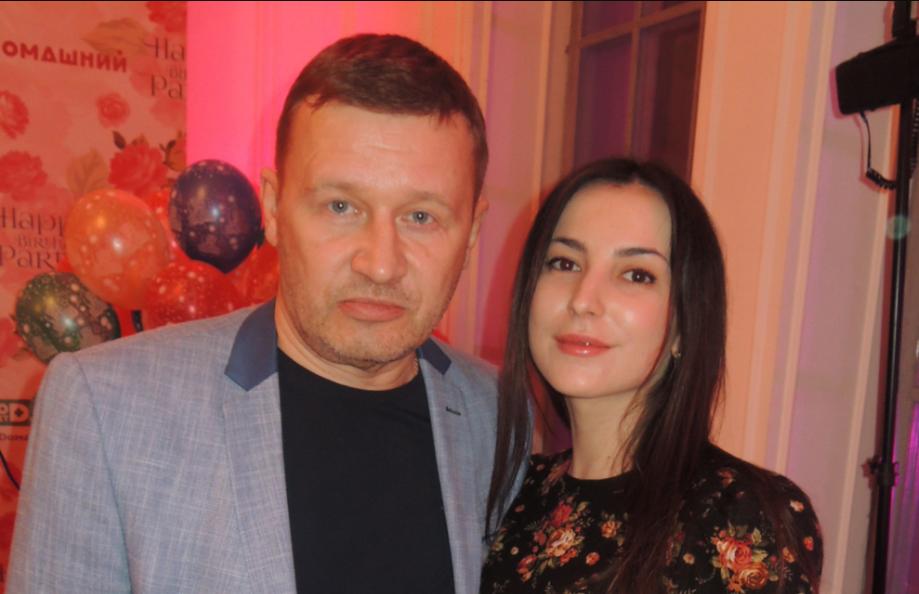Сын Олега Фомина – Максим Олегович Фомин фото