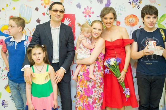 Дети Егора Бероева фото
