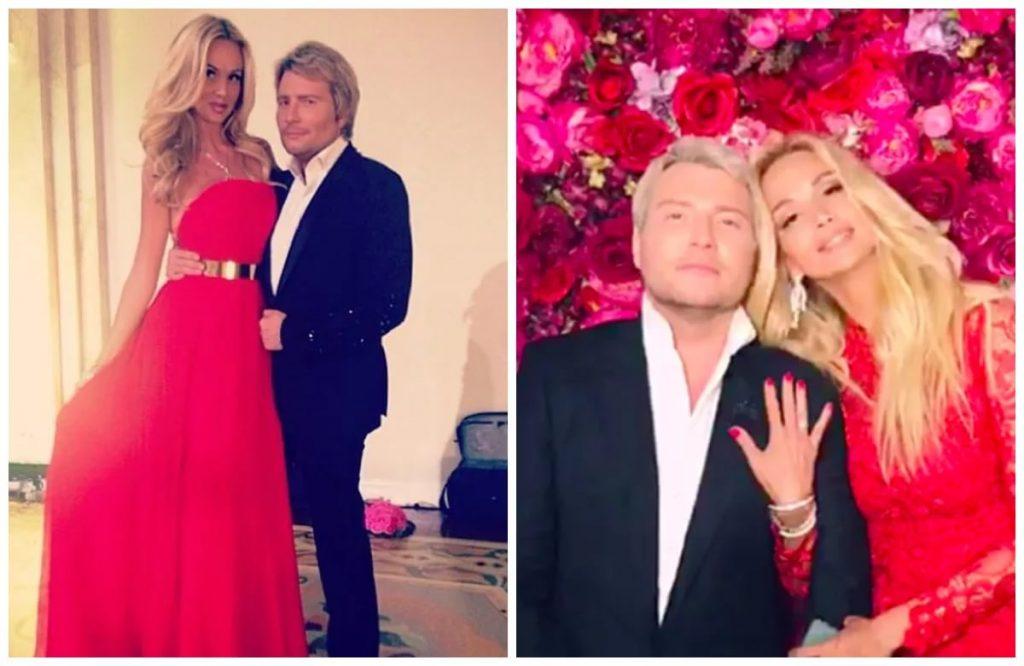 Свадьба Николая Баскова и Виктории Лопыревой кто будет свидетелями пары