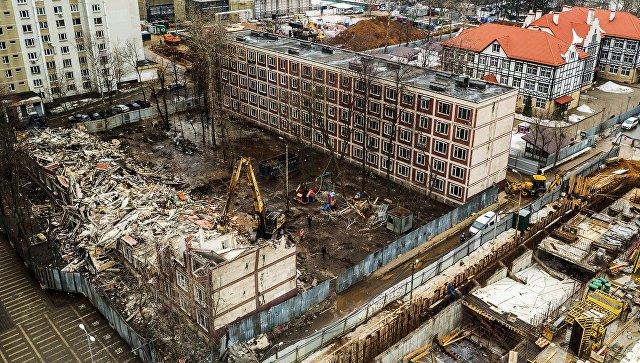 График ремонта жилых домов в Москве фото