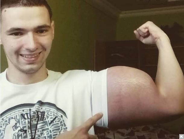 Руки-Базуки у Кирилла Терешина фото