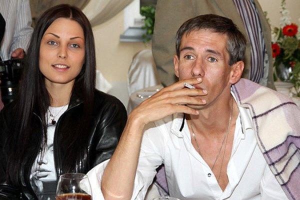 Бывшая жена Алексея Панина – Людмила Григорьева фото