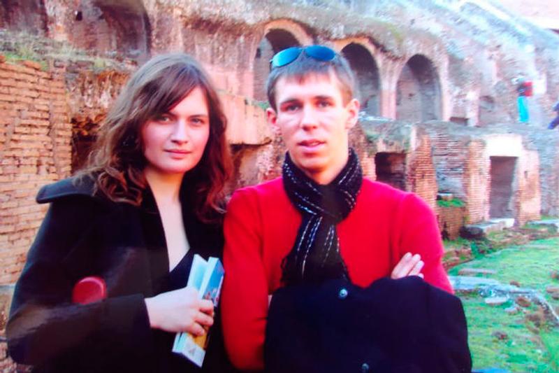Бывшая жена Алексея Панина – Юлия Юдинцева фото