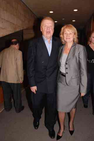 Бывшая жена Михаила Кокшенова – Алла-Нина Вокрош фото