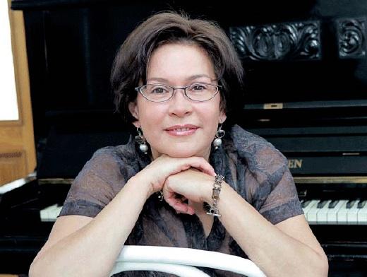 Бывшая жена Учителя Алексея – Кира Саксаганская фото