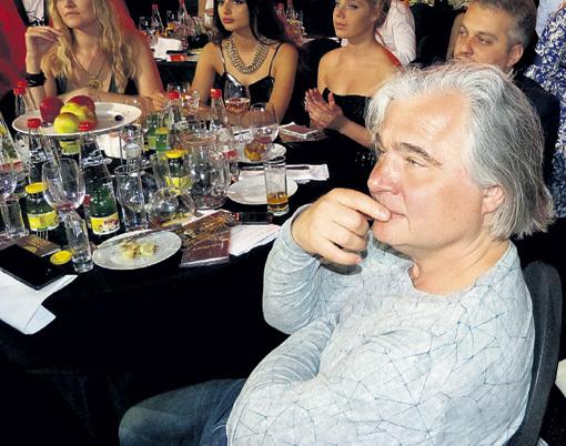 Бывший гражданский муж Лады Дэнс – Леонид Величковский фото