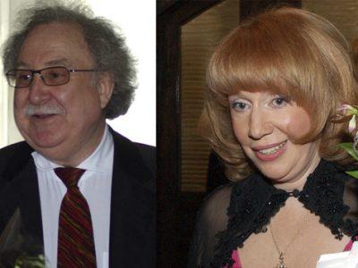 Бывший муж Киры Прошутинской – Анатолий Малкин фото