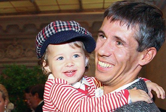 Семья и дети Алексея Панина фото