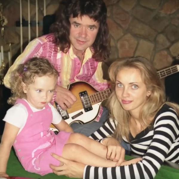 Семья и дети Евгения Осина фото