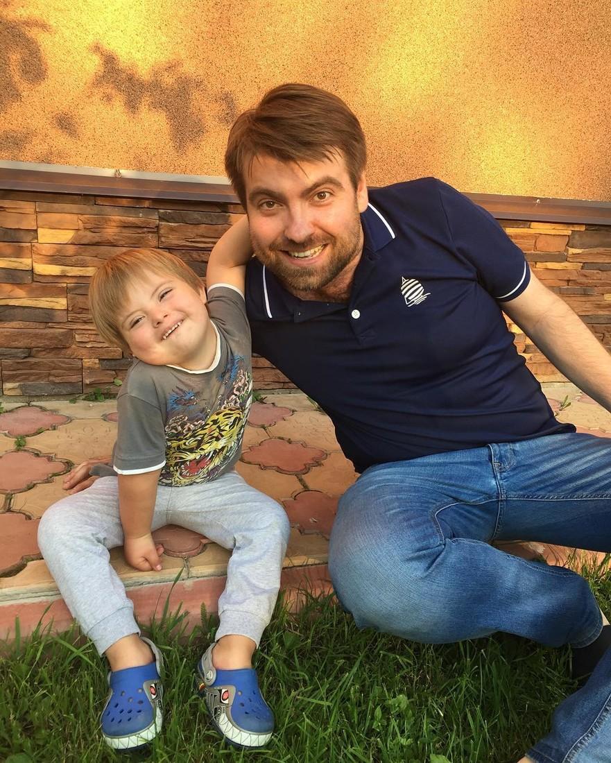 Сын Александра Сёмина – Семён Сёмин фото