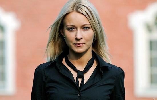 Жена Владимира Жеребцова – Анастасия Панина фото