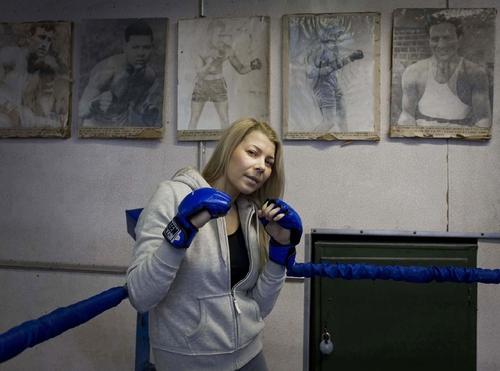 Бывшая жена Александра Емельяненко - Ольга Горохова фото