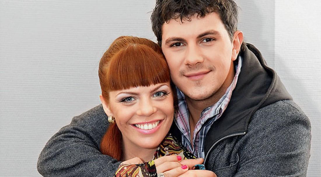 Бывший муж Анастасии Стоцкой – Алексей Секирин фото