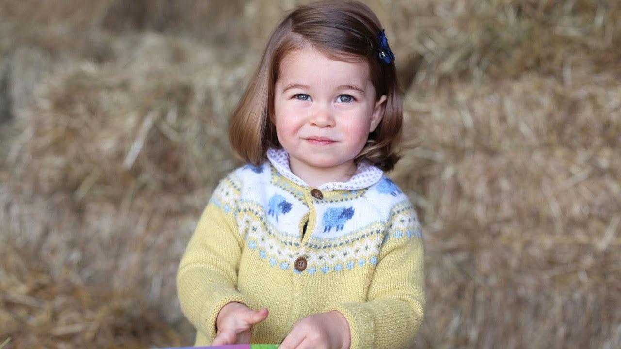 Дочь Принца Уильяма – Принцесса Шарлотта Кембриджская фото
