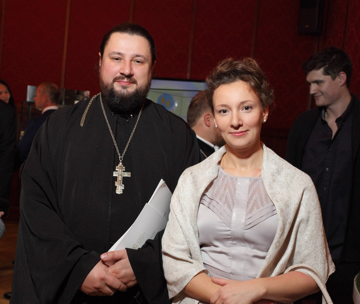 Муж Анны Кузнецовой – Алексей Кузнецов фото