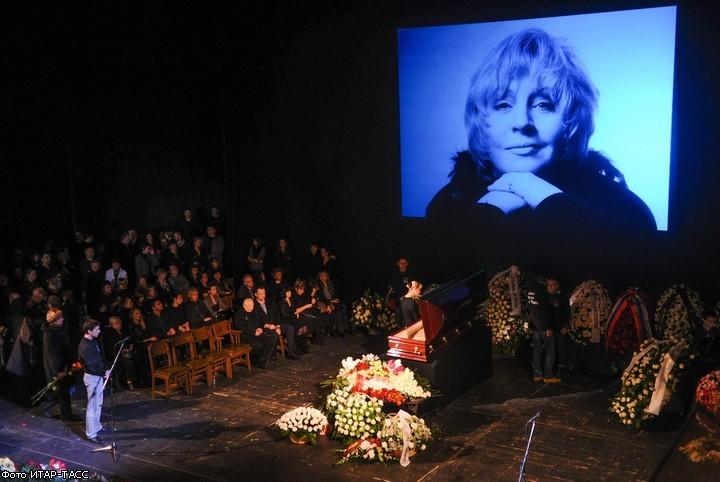 Причина смерти Марины Голуб фото