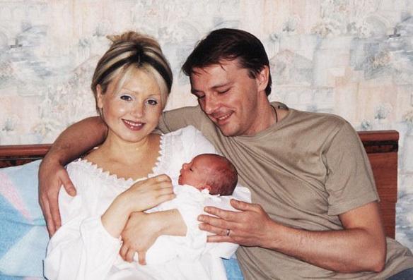 Семья и дети Алексея Нилова фото