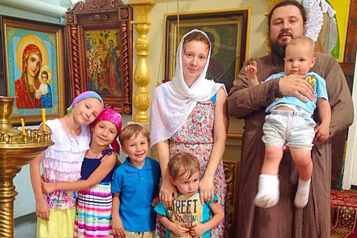 Семья и дети Анны Кузнецовой фото