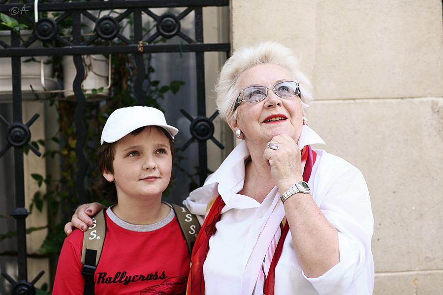 Семья и дети Анны Шатиловой фото