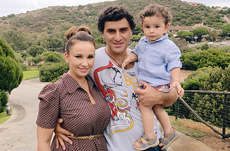 Семья и дети Гурама Баблишвили фото