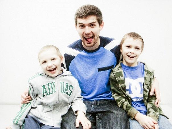 Семья и дети Noize MC (Нойз МС) фото