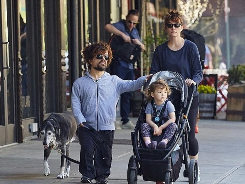 Семья и дети Питера Динклэйджа фото
