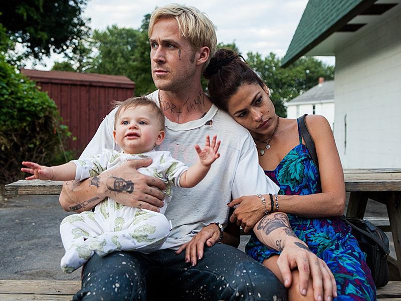 Семья и дети Райана Гослинга фото