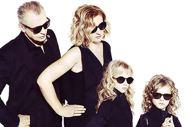 Семья и дети Сергея Юшкевича фото