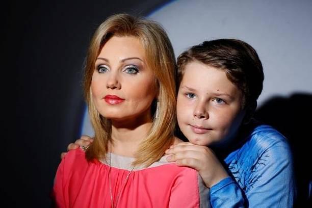 Сын Алексея Нилова – Никита Нилов фото
