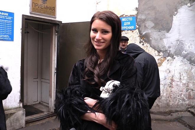 Жена Александра Емельяненко - Полина Селедцова фото