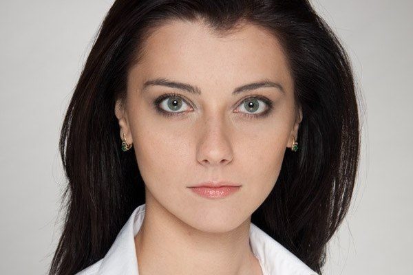 Жена Александра Якина – Анна Зайцева фото