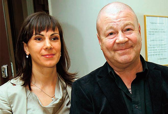 Жена Сергея Селина - Анна Селина фото