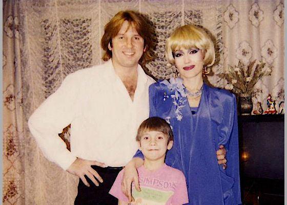 Жена Юрия Лозы — Светлана Мережковская фото