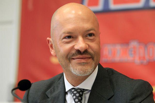 Бывший муж Светланы Бондарчук – Фёдор Сергеевич Бондарчук фото