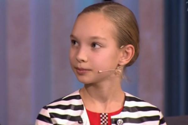 Дочь Певца Данко - София фото