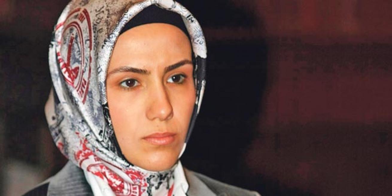 Дочь Реджепа Тайипа Эрдогана – Сюмеййе Эрдоган фото