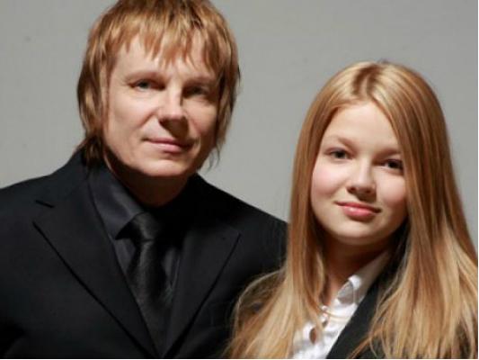 Дочь Виктора Салтыкова — Анна фото