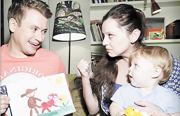 Семья и дети Андрея Гайдуляна фото
