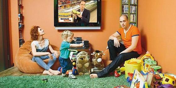 Семья и дети Антона Привольнова фото